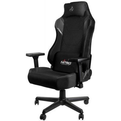 Nitro Concepts X1000 Gaming Chair - Stealth Black - 1