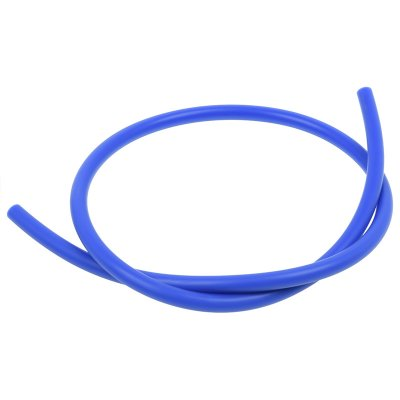 Alphacool Silicon Bending Insert For 10mm Hard Tubes - 30cm, Blue - 1
