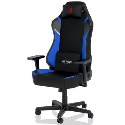 Nitro Concepts X1000 Gaming Chair - Galactic Blue - 1
