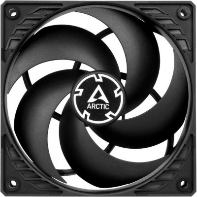 Arctic P12 PWM PST CO Fan, Black - 120mm - 1