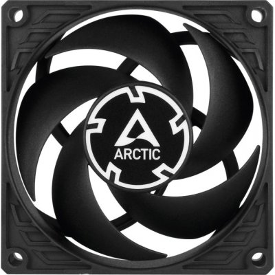 Arctic P8 PWM PST Fan, Black - 80mm - 1