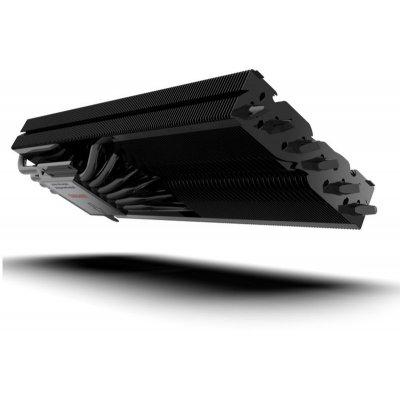 Raijintek Morpheus 8057 Heatpipe VGA Cooler - Black - 1