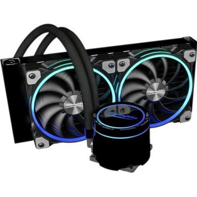Alpenföhn 240 CPU Liquid Cooling, ARGB - Black - 1