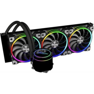 Alpenföhn 360 High Speed, CPU Liquid Cooling, ARGB - Black - 1