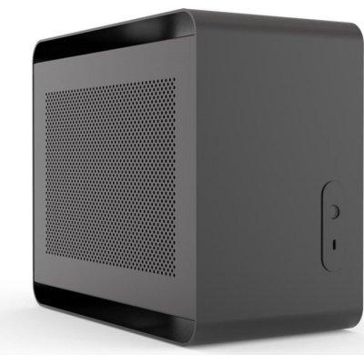 Streacom DA2 V2 Mini-ITX Case - Black - 1