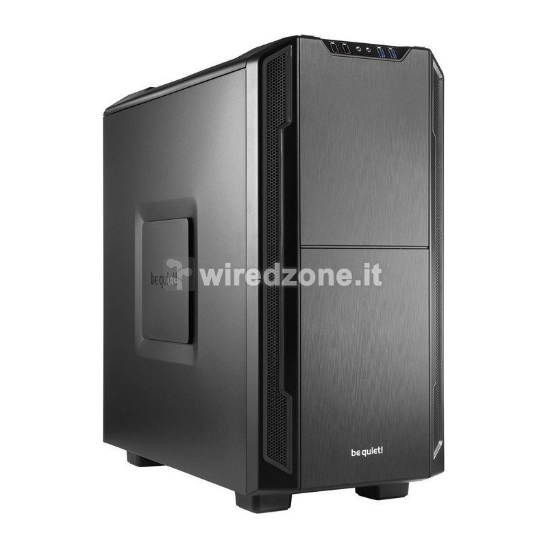 be quiet! Silent Base 600 Mid-Tower - Black - 1