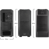 be quiet! Silent Base 600 Mid-Tower - Black - 4