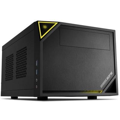 Sharkoon Shark Zone C10, Mini-ITX, Black - 1