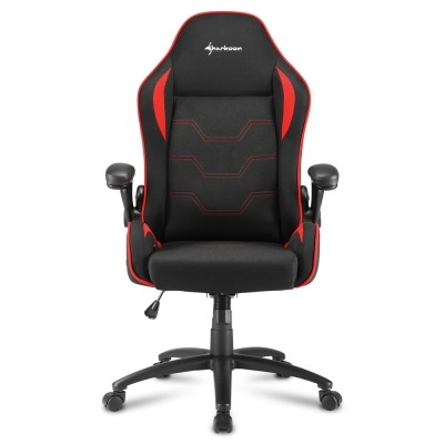 Sharkoon ELBRUS 1 Gaming Chair, Black / Red - 1