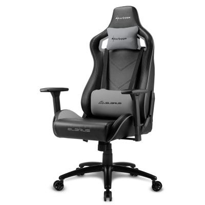 Sharkoon ELBRUS 2 Gaming Chair, Black / Grey - 1