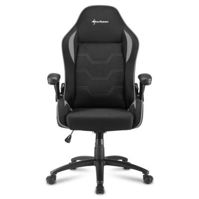 Sharkoon ELBRUS 1 Gaming Chair, Black / Grey - 1