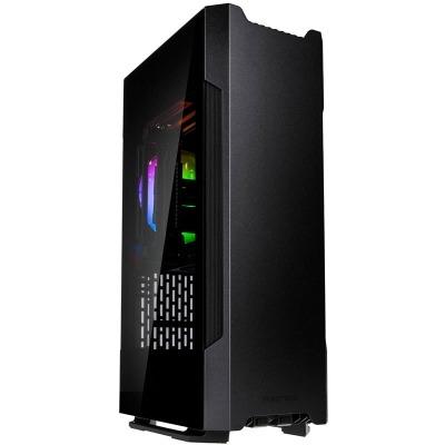 PHANTEKS Evolv Shift 2 Mini-ITX Case, Tempered Glass, ARGB - Black - 1
