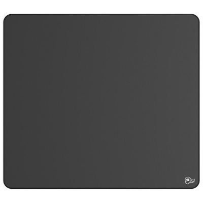 Glorious PC Gaming Race Elements Ice Gaming Mousepad, Black - 1