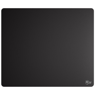Glorious PC Gaming Race Elements Air Gaming Mousepad, Black - 1