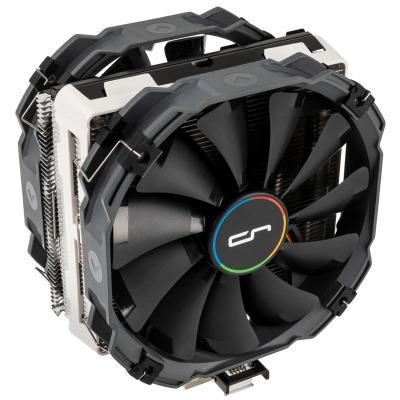 Cryorig R5 CPU Cooler 140mm - Black/White - 1