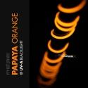 MDPC-X Sleeve Small - Papaya-Orange, 1m - 2