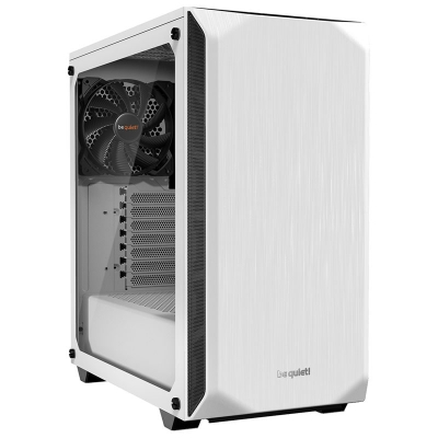 be quiet! Pure Base 500 Mid-Tower - White Window - 1