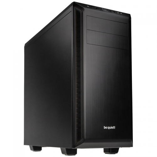 be quiet! Pure Base 600 Mid-Tower - Black - 1
