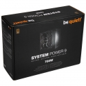 be quiet! System Power 9, Power Supply, 80 PLUS Bronze - 700 Watt - 6