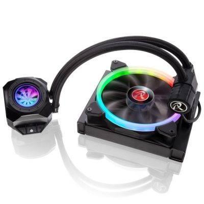 Raijintek Orcus RGB Rainbow Complete Water Cooling - 140mm - 1