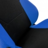 Nitro Concepts S300 Gaming Chair - Galactic Blue - 7
