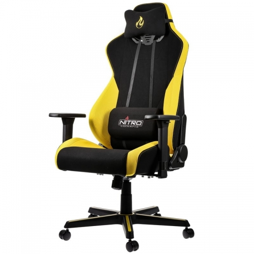 Nitro Concepts S300 Gaming Chair - Astral Yellow - 1