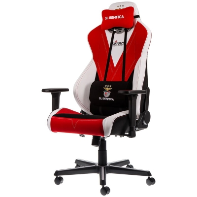 Nitro Concepts S300 Gaming Chair - SL Benfica Special Edition - 1