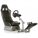 Playseat Evolution Racing Chair, Fake Leather - Black - 4