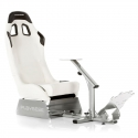 Playseat Evolution Racing Chair, Fake Leather - White - 1