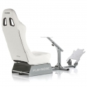 Playseat Evolution Racing Chair, Fake Leather - White - 2