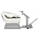 Playseat Evolution Racing Chair, Fake Leather - White - 3