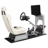 Playseat Evolution Racing Chair, Fake Leather - White - 7