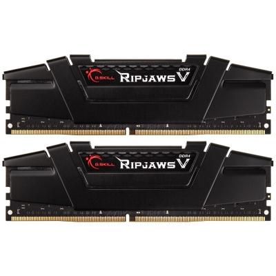 G.Skill Ripjaws V Series, DDR4-3200 Mhz, CL14 - 64 GB Dual-Kit - 1