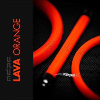 MDPC-X Sleeve BIG - Lava-Orange, 1m - 1