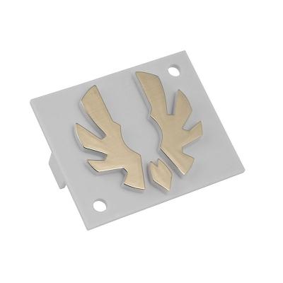 BitFenix Logo For Shinobi Mid-Tower - Gold - 1