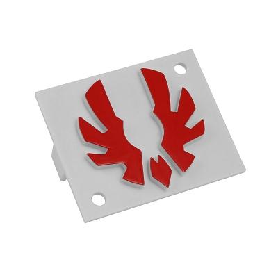 BitFenix Logo For Shinobi Mid-Tower - Red - 1