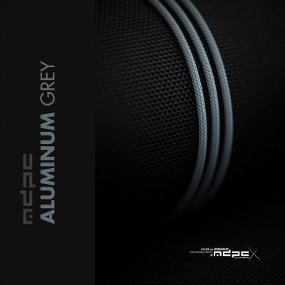 MDPC-X Sleeve XTC - Aluminum-Grey, 1m - 1