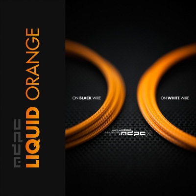 MDPC-X Sleeve Small - Liquid-Orange, 1m - 1
