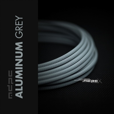 MDPC-X Sleeve Small - Aluminum-Grey, 1m - 1