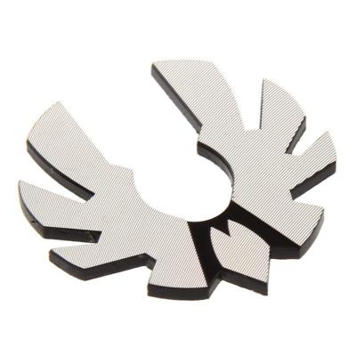 BitFenix Aluminum Logo For Prodigy (M) Case - Silver - 1