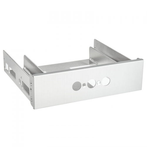 Lian Li BZ-516A Front Panel For LED Dimmer - Silver - 1