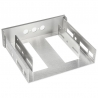 Lian Li BZ-516A Front Panel For LED Dimmer - Silver - 2
