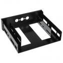 Lian Li BZ-516X Front Panel For LED Dimmer - Black - 2