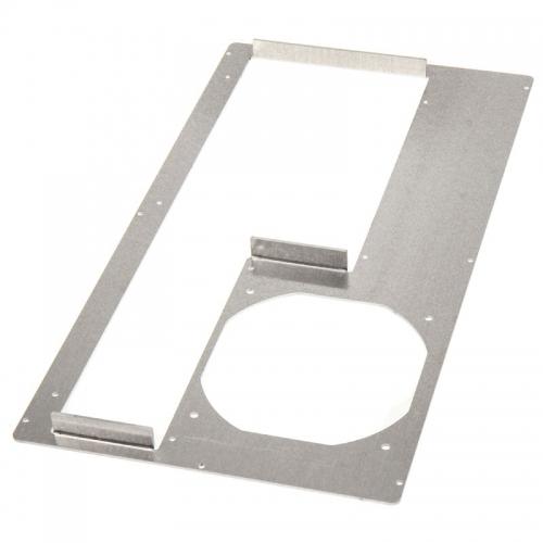 DimasTech PCI Back Panel HPTX, 10 Slots - Aluminum - 1
