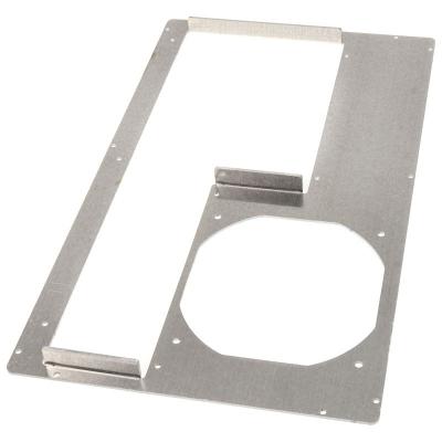 DimasTech PCI Back Panel E-ATX, 8 Slots - Aluminum - 1