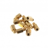 InLine Mainboard Spacers, 10 Stock - Imperial - 2
