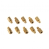 InLine Mainboard Spacers, 10 Stock - Imperial - 1