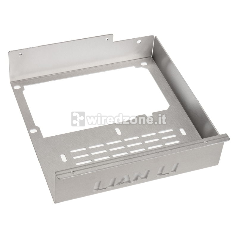 Lian Li Q38-1A Mounting Bracket For ATX Power Supply - Silver - 1