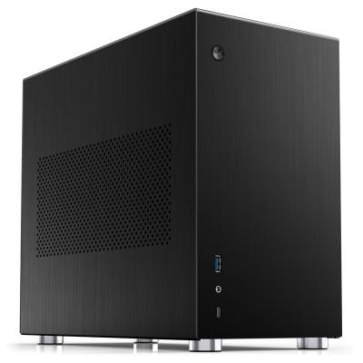 Jonsbo V10 Mini-ITX - Black - 1