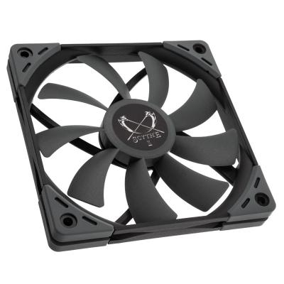 Scythe Kaze Flex Slim PWM Fan, 300-1800 RPM - 120mm - 1